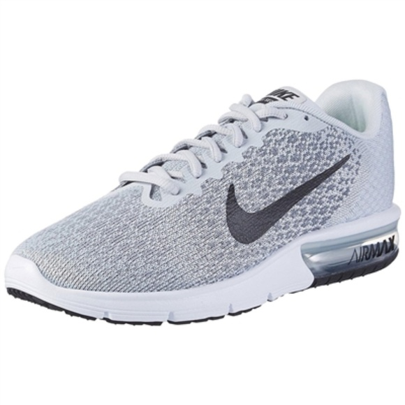 best sneakers cd1e7 77d71 Nike Men s Air Max Sequent 2 Running Shoes- NIB